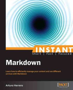 Instant Markdown cover